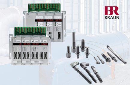 Braun, оборудование для контроля и защиты турбин