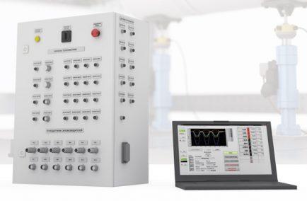 ПТК «Искра 16+», автоматизированная система нагружения