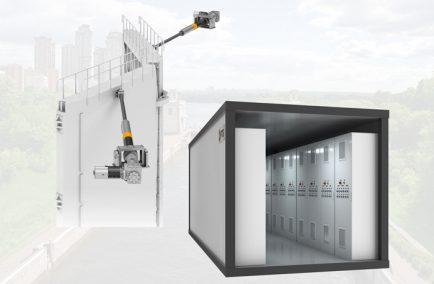 БКСУ, блок-контейнерная система управления электроприводом