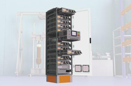 МШУЭ, модульная система управления электроприводом